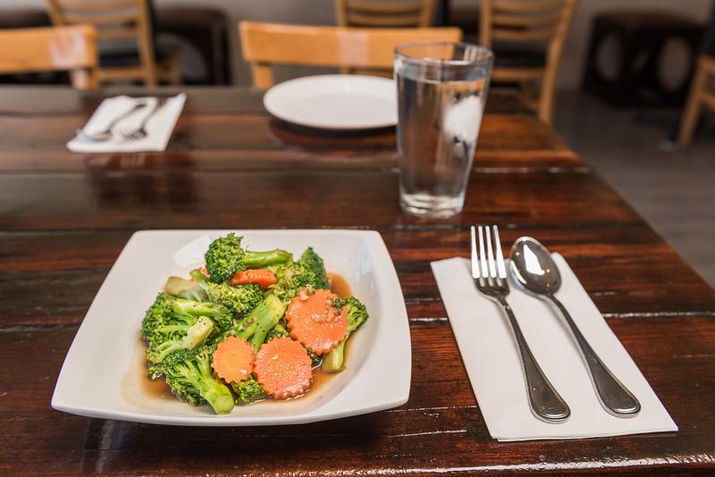 Pad Broccoli