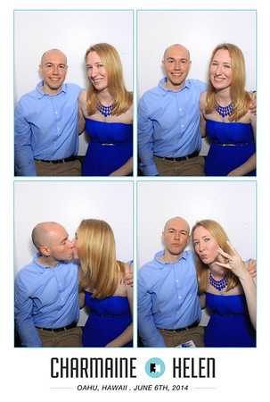Charmaine + Helen (Luxe Photo Booth)