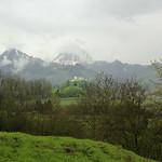 «Chemin du Gruyère ;Gruyères –Charmey» 11km