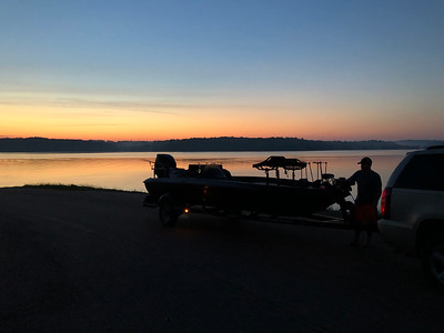 Charter Fishing Trip with Bob Hood