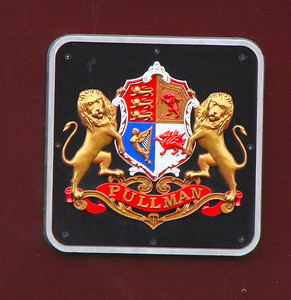 47790's Pullman Coat of Arms 26/08/11