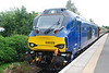 68 028 <br /> <br /> sits at the end of teh line in Ormskirk plat 2