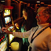 Casino Night with Slot Machines aboard the Lady of the Lake.