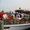Family reunion aboard the Polaris.