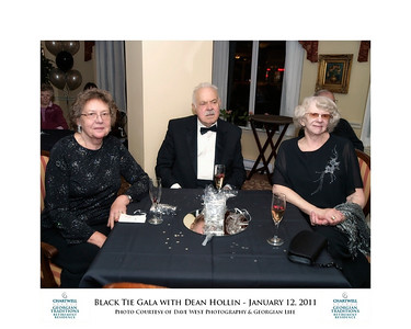 Black Tie Gala with Dean Hollin at Chartwell Georgian Traditions 34
