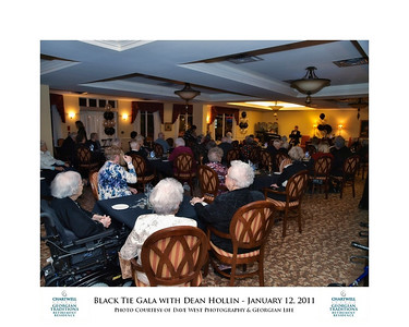 Black Tie Gala with Dean Hollin at Chartwell Georgian Traditions 4