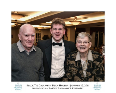 Black Tie Gala with Dean Hollin at Chartwell Georgian Traditions 42