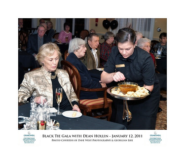 Black Tie Gala with Dean Hollin at Chartwell Georgian Traditions 12