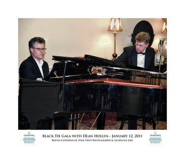 Black Tie Gala with Dean Hollin at Chartwell Georgian Traditions 14
