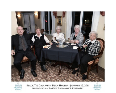 Black Tie Gala with Dean Hollin at Chartwell Georgian Traditions 29