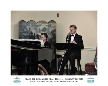 Black Tie Gala with Dean Hollin at Chartwell Georgian Traditions 9