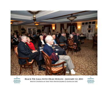 Black Tie Gala with Dean Hollin at Chartwell Georgian Traditions 36