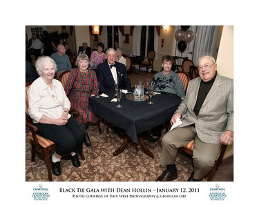 Black Tie Gala with Dean Hollin at Chartwell Georgian Traditions 39