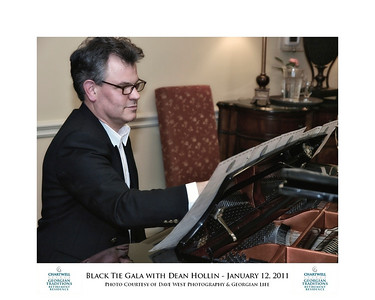 Black Tie Gala with Dean Hollin at Chartwell Georgian Traditions 32
