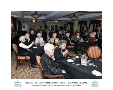Black Tie Gala with Dean Hollin at Chartwell Georgian Traditions 10