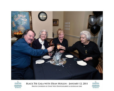 Black Tie Gala with Dean Hollin at Chartwell Georgian Traditions 7