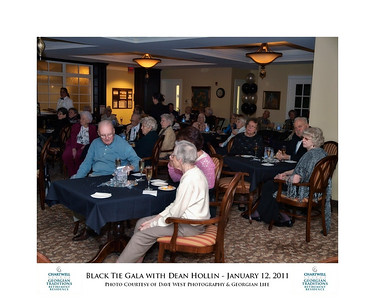 Black Tie Gala with Dean Hollin at Chartwell Georgian Traditions 15