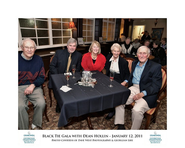 Black Tie Gala with Dean Hollin at Chartwell Georgian Traditions 37