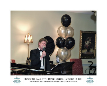 Black Tie Gala with Dean Hollin at Chartwell Georgian Traditions 16