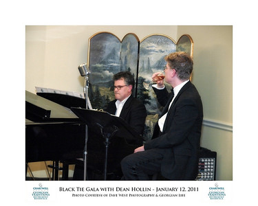 Black Tie Gala with Dean Hollin at Chartwell Georgian Traditions 20