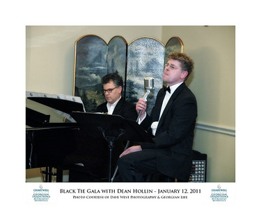 Black Tie Gala with Dean Hollin at Chartwell Georgian Traditions 3