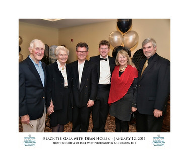 Black Tie Gala with Dean Hollin at Chartwell Georgian Traditions 43