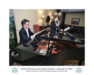 Black Tie Gala with Dean Hollin at Chartwell Georgian Traditions 31