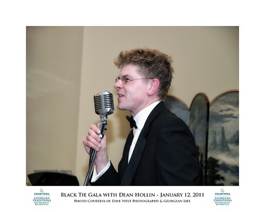 Black Tie Gala with Dean Hollin at Chartwell Georgian Traditions 23