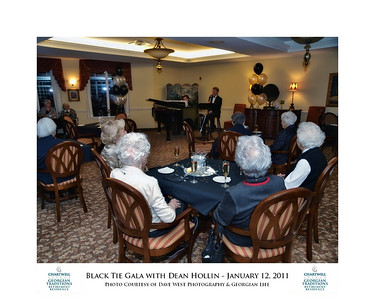 Black Tie Gala with Dean Hollin at Chartwell Georgian Traditions 8