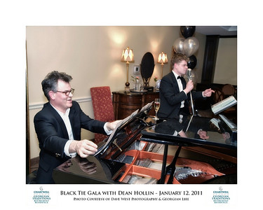 Black Tie Gala with Dean Hollin at Chartwell Georgian Traditions 30