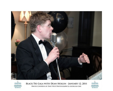 Black Tie Gala with Dean Hollin at Chartwell Georgian Traditions 33