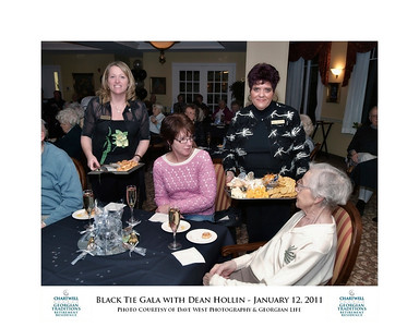 Black Tie Gala with Dean Hollin at Chartwell Georgian Traditions 13