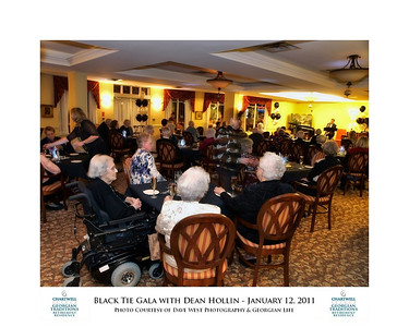Black Tie Gala with Dean Hollin at Chartwell Georgian Traditions 5