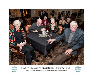 Black Tie Gala with Dean Hollin at Chartwell Georgian Traditions 40