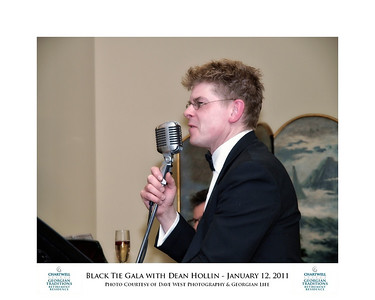 Black Tie Gala with Dean Hollin at Chartwell Georgian Traditions 24