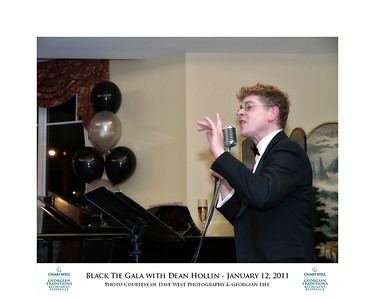 Black Tie Gala with Dean Hollin at Chartwell Georgian Traditions 22
