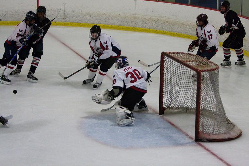 Eagles Hockey 2009 IMG_6581 495 Stars
