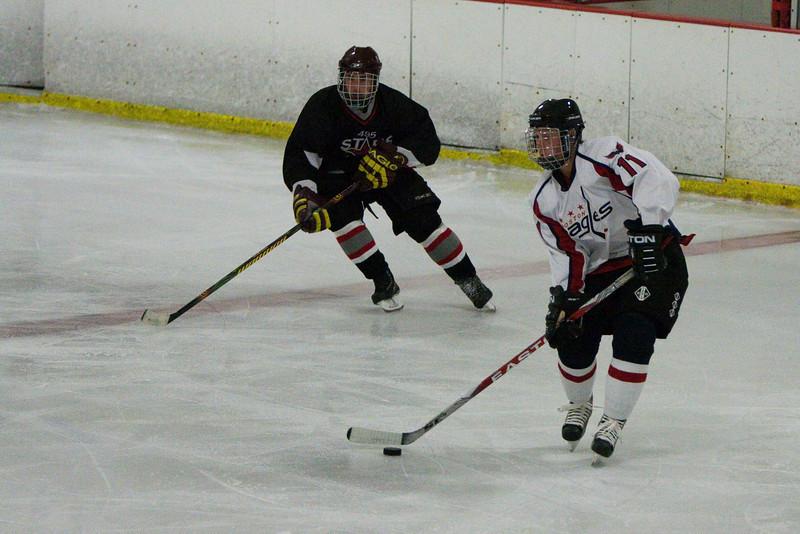 Eagles Hockey 2009 IMG_6558 495 Stars