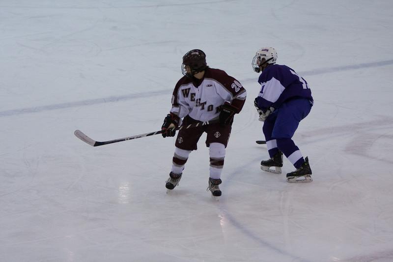 Boston Latin Scrimage - December 12, 2009 - IMG_0143 WHS Hockey V Catholic - December 12, 2009
