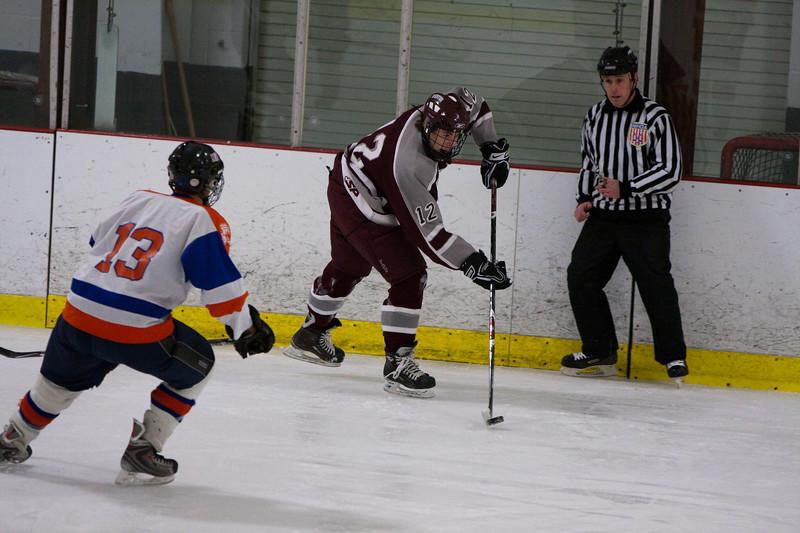 IMG_0418 WHS Hockey V Catholic - December 16, 2009