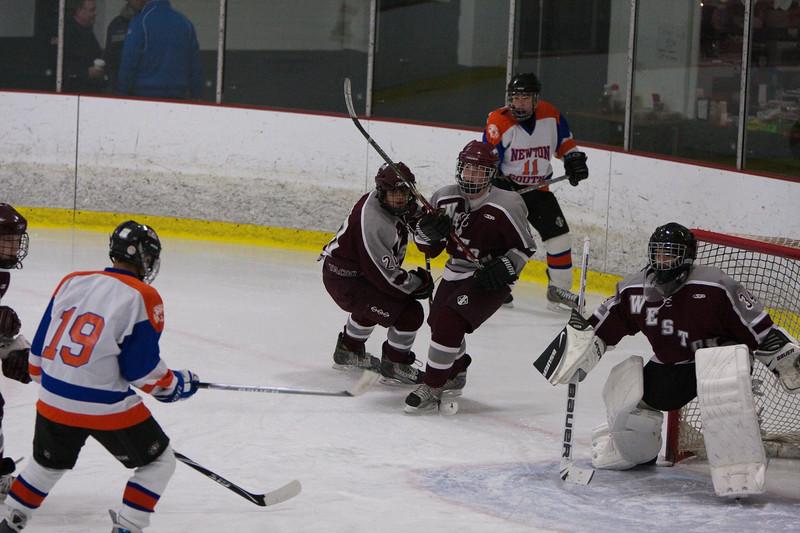 IMG_0405 WHS Hockey V Catholic - December 16, 2009