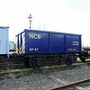 BR NCB 47 Steel Mineral Open End Door 01,03,2014
