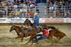 How Steer Wrestling is done.