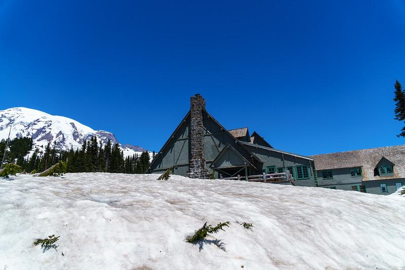 Paradise Lodge, Rainier NP