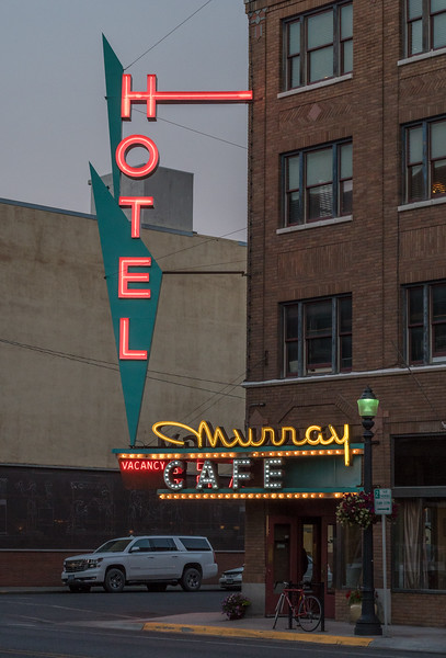 Hotel Murray, Livingston MT