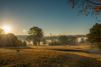 North Fulton Golf Course in Chastain Park