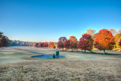 North Fulton Golf Course Fall 2016