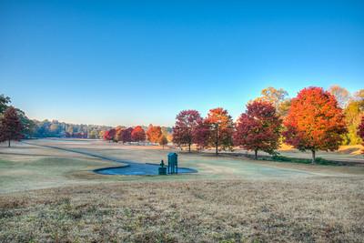 North Fulton Golf Course Fall 2016
