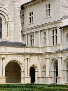 Abbaye, Fontevraud