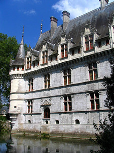 Azay le Rideau Chateau 025 C-Mouton